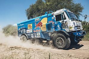 Dakar Etappeverslag Dakar 2017: Nikolaev wint elfde etappe, De Rooy kan niet aanvallen