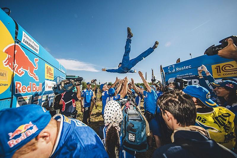 Dakar 2017: Nikolaev leidt Kamaz-dubbelzege, De Rooy eindigt als derde