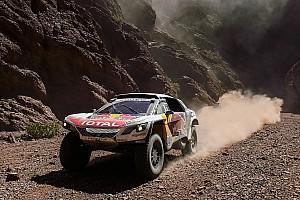 Dakar Noticias de última hora Loeb se toma con filosofía su derrota en el Dakar ante Peterhansel