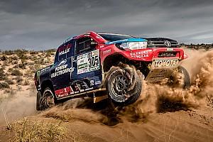 "Dakar Noticias de última hora Roma: ""Si creemos, podremos ganar a Peugeot"