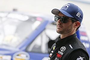 NASCAR Truck Noticias de última hora Truex, listo para una temporada completa en NASCAR Trucks