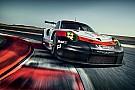 IMSA Neuer Porsche 911 RSR vor Renndebüt in Daytona