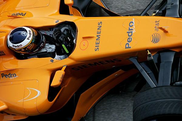 Fórmula 1 Últimas notícias McLaren deverá ter grande mudança de pintura para 2017