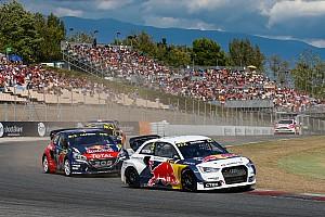 World Rallycross Actualités Un soutien officiel d'Audi pour Ekström et son équipe