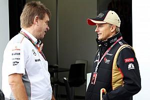 Formula 1 Son dakika Kovalainen, Bottas'ın yerine geçmek istemiş