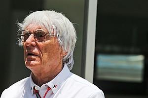 Formule 1 Actualités Ecclestone - Mon avenir est entre les mains de Liberty