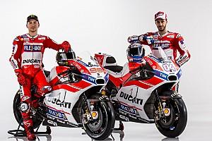 MotoGP Самое интересное Фото. Презентация ливреи Ducati