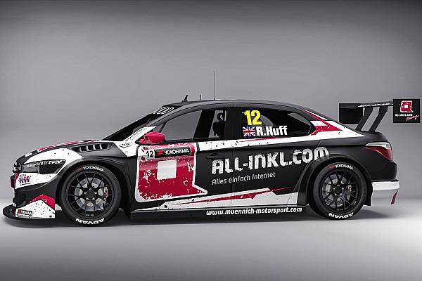 WTCC Ultime notizie Ufficiale: Rob Huff correrà con la Citroën della Münnich Motorsport
