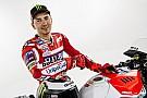 Ducati: chegada de Lorenzo é sinal de mudança de mentalidade