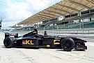Формула 1 У двухместной Minardi сменился водитель