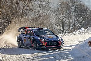 WRC News WRC in Monte Carlo: Neuville baut seinen Vorsprung aus