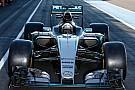 Formule 1 Rosberg heeft nieuwe Mercedes al gezien: