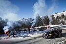 WRC Аварії фаворитів на Ралі Монте-Карло