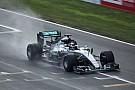 Formule 1 Une journée dédiée aux pneus pluie à Barcelone