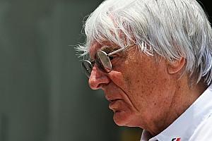 Ecclestone bevestigt vertrek als Formule 1-baas