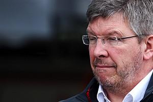 Brawn voorstander van simpelere regels in Formule 1