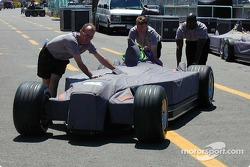 McLaren on a roll