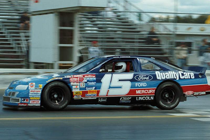 NASCAR: #15 Ford Thunderbird