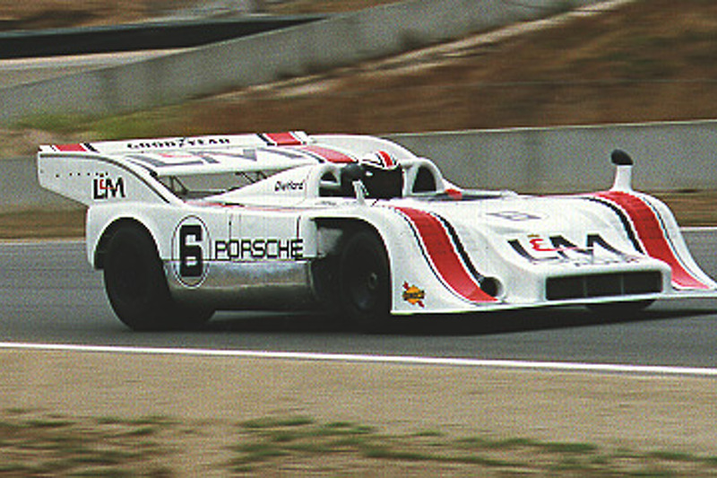 1972 Porsche 917/10 - Penske/Follmer 1972 Can-Am Champion