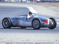 1939 Auto Union V16 Type C/D Mountain Climb