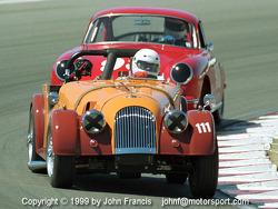 1961 Morgan & 1963 Porsche 356B
