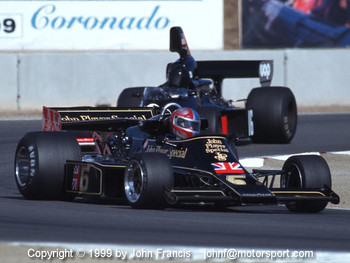 1976 Lotus 77