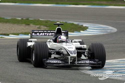 New driver Juan Pablo Montoya