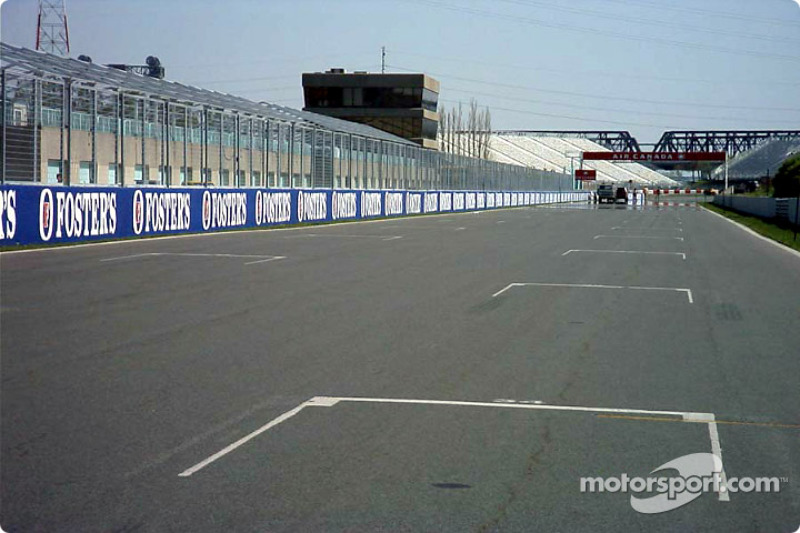 From the back of the grid