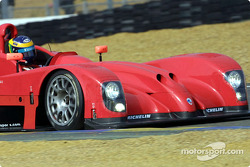 David Brabham in the Panoz