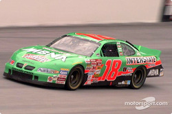 Bobby Labonte on track