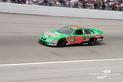 #18 Bobby Labonte at speed