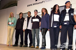 BMW WilliamsF1 Team Fashion Show
