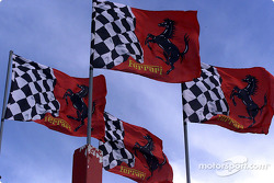 The tifosi were expecting a lot from Ferrari