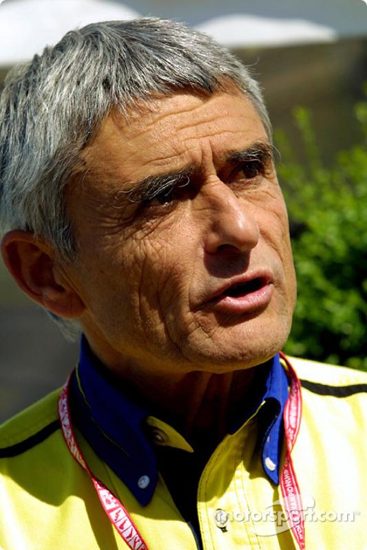 Michelin Man: Pierre Dupasquier