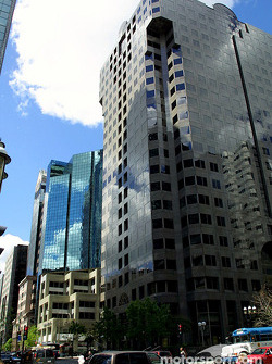 Downtown Montreal: McGill College Avenue