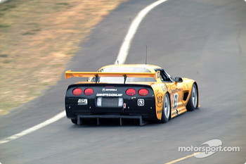 Corvette through Esses