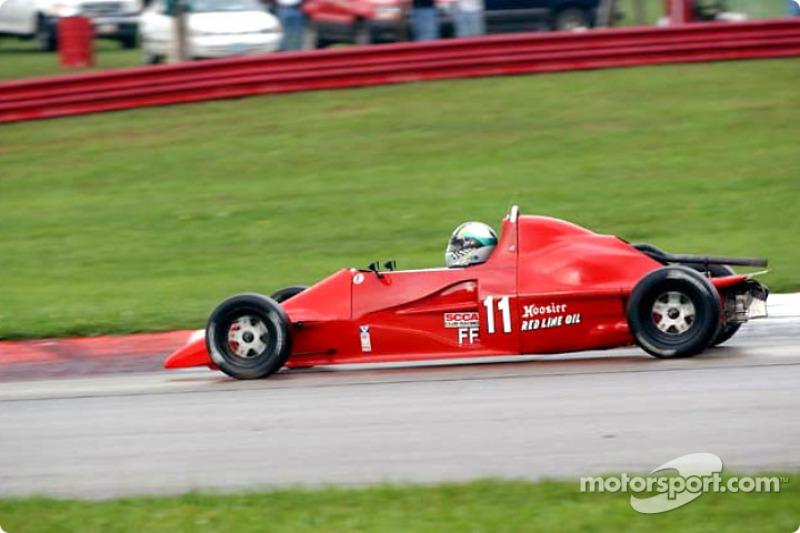 Race 5, Formula Ford: Harry Sauce