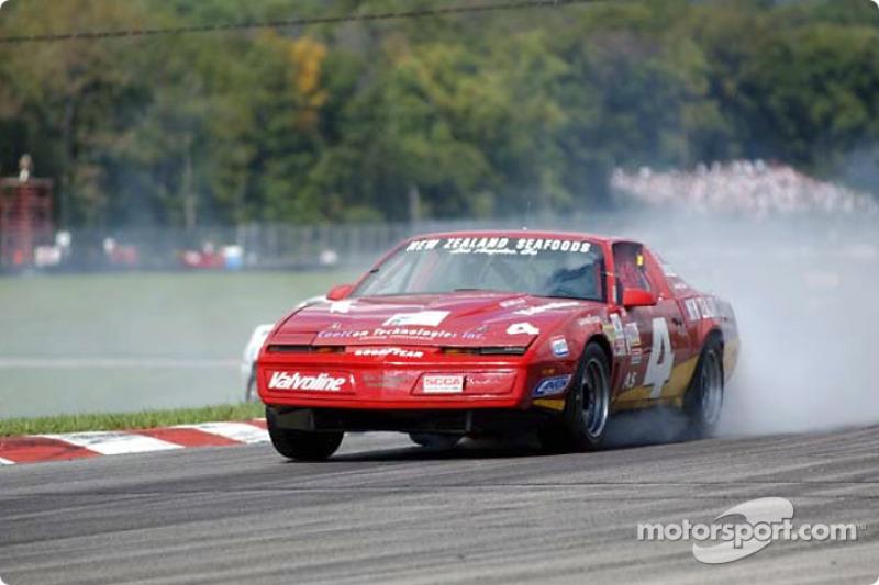 Race 12, American Sedan: Ross Murray