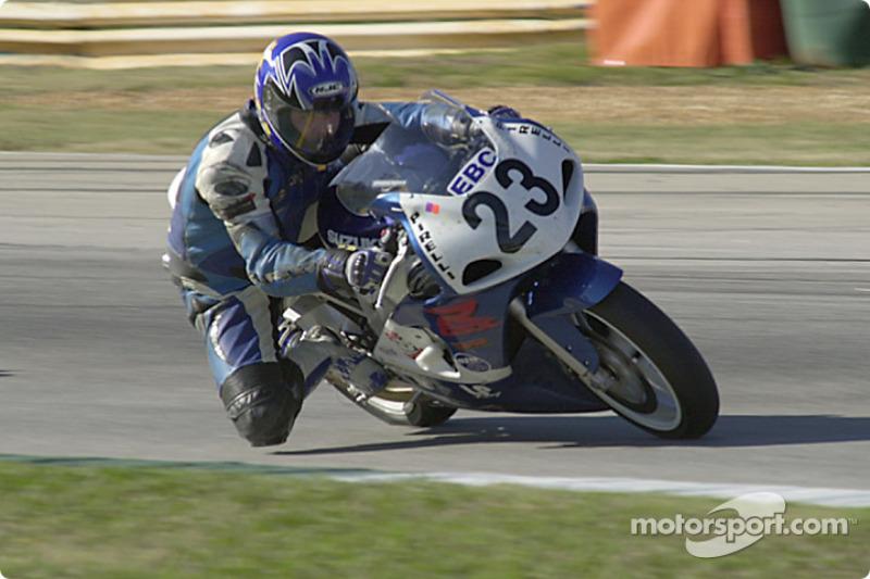 Quentin Mise Suzuki 1000