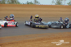 Briggs Junior Sportsman-1 Heavy 00-'Awesome' Austin Hubbard 03-Trevor Bayne 6-Dagan Bowdoin