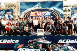 2001 NASCAR Busch Series champion Kevin Harvick