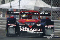 The Miracle Motorsports team debuted its new Ford Riley & Scott