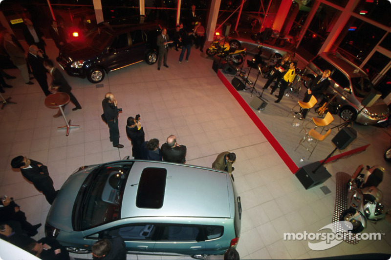 Overview of the dealership