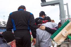 Rocketsports Racing celebrate