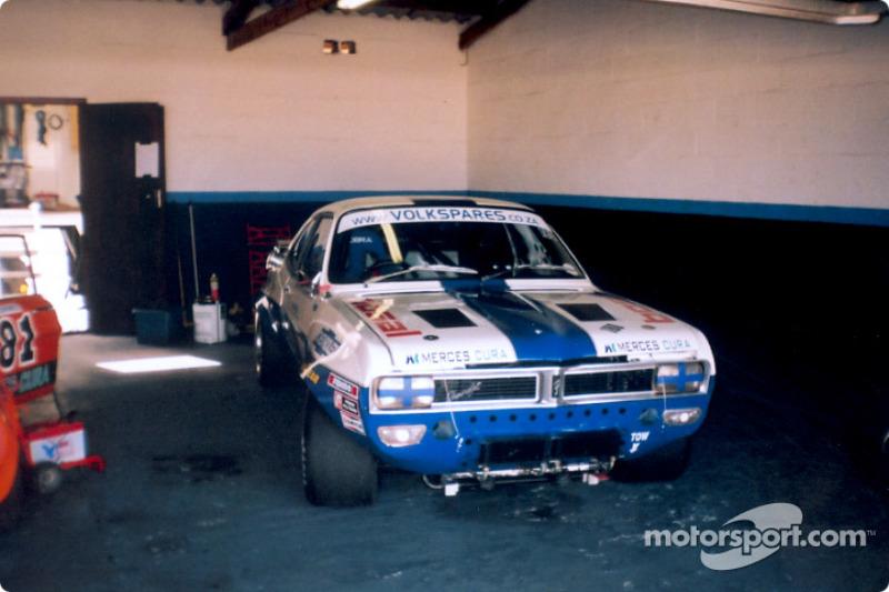 Another Peter Lindenberg car