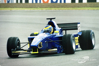 Zsolt Baumgartner, Prost Junior