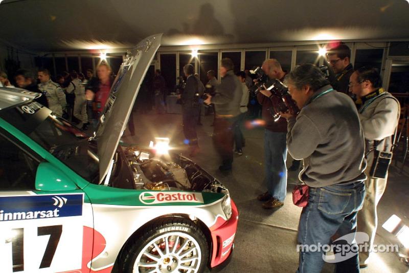 The new Hyundai Accent WRC3