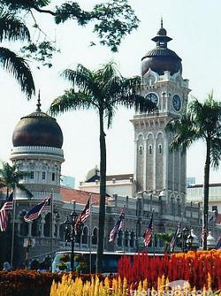 Kuala Lumpur: Merdeka Square