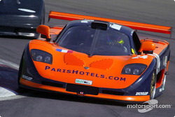 The #24 Perspective Motorsports Mosler MT900R