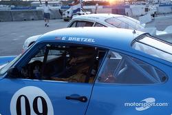 More Porsches